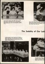1960 St. Mary's High School Yearbook Page 72 & 73