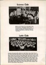 1960 St. Mary's High School Yearbook Page 76 & 77