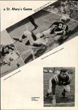 1960 St. Mary's High School Yearbook Page 86 & 87