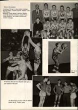 1960 St. Mary's High School Yearbook Page 94 & 95