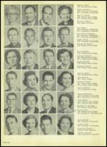 1954 Valley High School Yearbook Page 10 & 11
