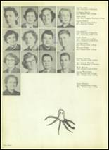 1954 Valley High School Yearbook Page 12 & 13