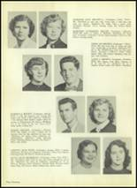 1954 Valley High School Yearbook Page 18 & 19