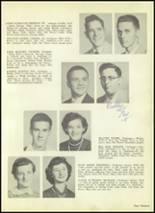 1954 Valley High School Yearbook Page 22 & 23