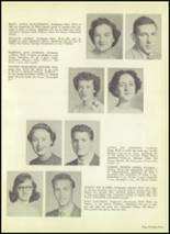 1954 Valley High School Yearbook Page 26 & 27