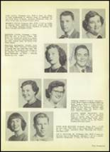 1954 Valley High School Yearbook Page 28 & 29