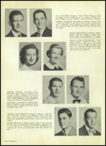 1954 Valley High School Yearbook Page 30 & 31