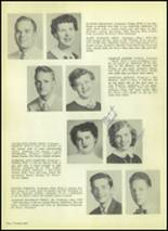 1954 Valley High School Yearbook Page 32 & 33