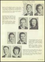 1954 Valley High School Yearbook Page 36 & 37