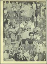 1954 Valley High School Yearbook Page 42 & 43
