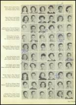 1954 Valley High School Yearbook Page 54 & 55