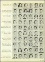 1954 Valley High School Yearbook Page 58 & 59