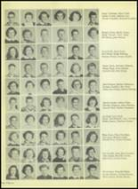 1954 Valley High School Yearbook Page 60 & 61