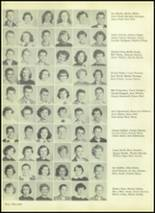 1954 Valley High School Yearbook Page 62 & 63