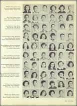 1954 Valley High School Yearbook Page 66 & 67