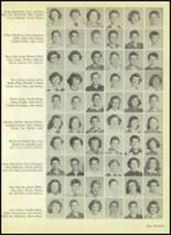 1954 Valley High School Yearbook Page 68 & 69