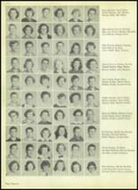 1954 Valley High School Yearbook Page 70 & 71