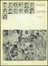 1954 Valley High School Yearbook Page 72 & 73
