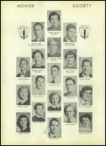 1954 Valley High School Yearbook Page 74 & 75