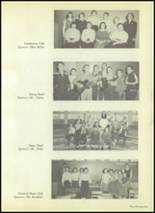 1954 Valley High School Yearbook Page 78 & 79