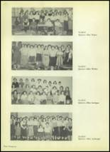 1954 Valley High School Yearbook Page 80 & 81