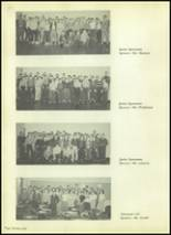 1954 Valley High School Yearbook Page 82 & 83