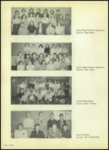 1954 Valley High School Yearbook Page 84 & 85