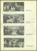 1954 Valley High School Yearbook Page 86 & 87