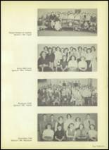 1954 Valley High School Yearbook Page 88 & 89