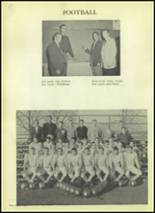1954 Valley High School Yearbook Page 92 & 93