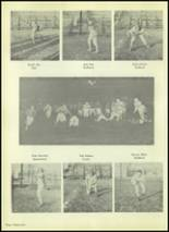 1954 Valley High School Yearbook Page 96 & 97