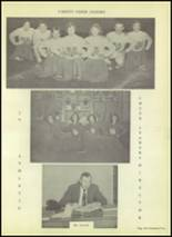 1954 Valley High School Yearbook Page 108 & 109