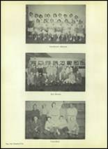 1954 Valley High School Yearbook Page 114 & 115