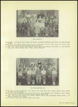 1954 Valley High School Yearbook Page 116 & 117
