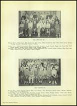 1954 Valley High School Yearbook Page 120 & 121