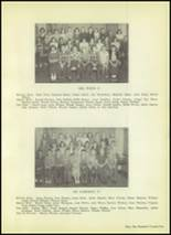 1954 Valley High School Yearbook Page 128 & 129