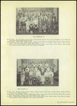 1954 Valley High School Yearbook Page 132 & 133