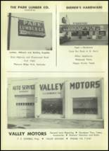 1954 Valley High School Yearbook Page 138 & 139