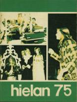 1975 Yearbook Upland High School