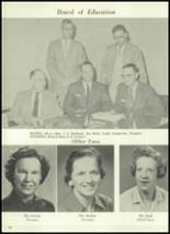 1960 Roswell High School Yearbook Page 18 & 19