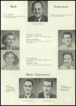 1960 Roswell High School Yearbook Page 20 & 21