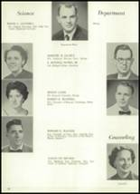 1960 Roswell High School Yearbook Page 24 & 25