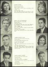 1960 Roswell High School Yearbook Page 36 & 37