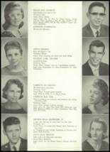 1960 Roswell High School Yearbook Page 38 & 39