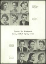 1960 Roswell High School Yearbook Page 70 & 71