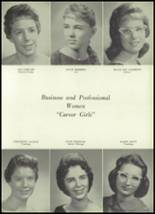 1960 Roswell High School Yearbook Page 116 & 117