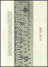 1960 Roswell High School Yearbook Page 142 & 143