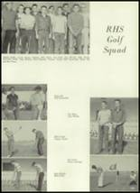 1960 Roswell High School Yearbook Page 146 & 147