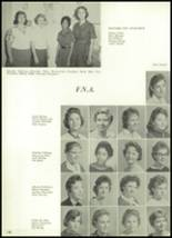 1960 Roswell High School Yearbook Page 154 & 155