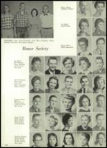 1960 Roswell High School Yearbook Page 156 & 157
